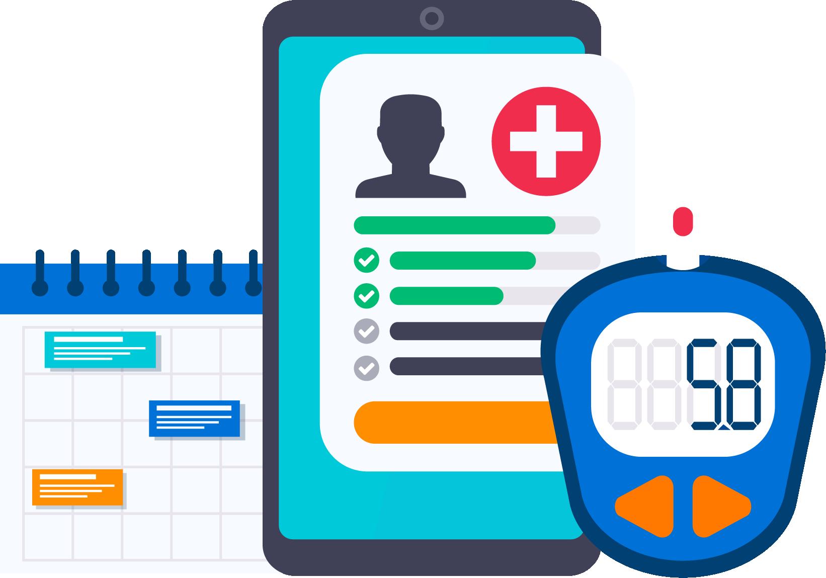 Management Remote Care Endocrinology