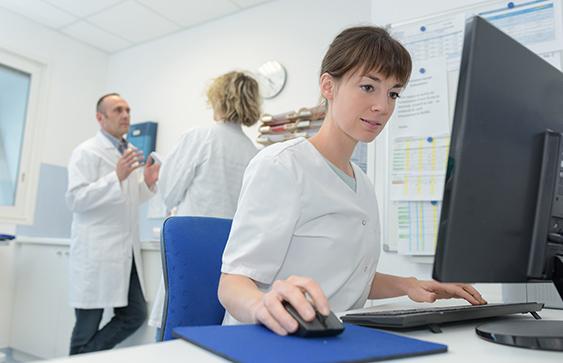 Better Medical Staff Process
